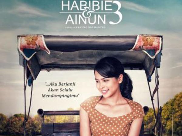 Trailer 'Habibie Ainun 3': Janji Ainun Bertemu Habibie di Dimensi Lain