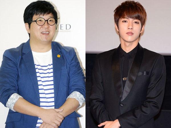 Upss, Jung Hyung Don Curi Ciuman Dari Sungyeol Infinite?