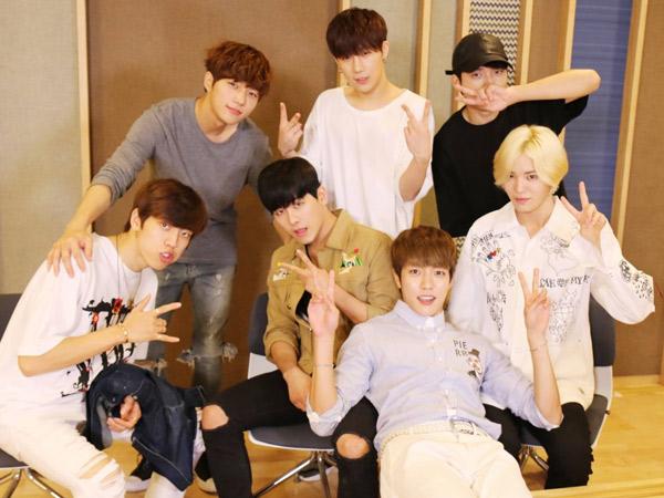 Infinite Buat Tren 'Heart Sign' Baru ke Penggemar di 'Weekly Idol', Seperti Apa?