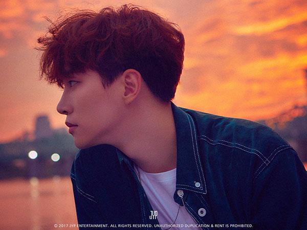 Junho 2PM Jadi Cowok Galau di MV Solo 'Canvas' dan 'Instant Love'