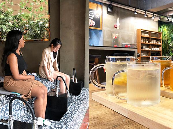 Berkunjung ke Kafe yang Bisa Memanjakan Tubuh Serta Merileksan Pikiran di Korea Selatan