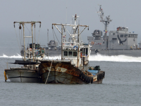 Korea Selatan Kembali Berikan Serangan Tembak Untuk Kapal Korea Utara