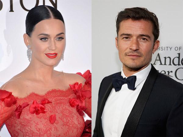 Mulai Tinggal Bersama, Katy Perry dan Orlando Bloom Jalani Hubungan Serius?