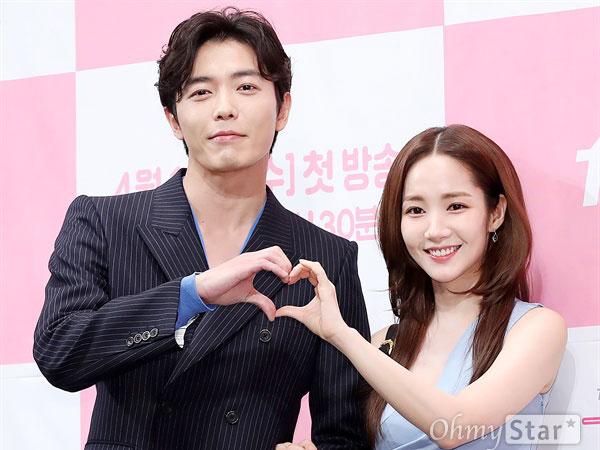 Kim Jae Wook dan Park Min Young Bocorkan Bakal Ada 'Adegan Dewasa' di 'Her Private Life'