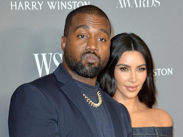 Usai Drama Cerai, Kim Kardashian Menangis Temui Kanye West