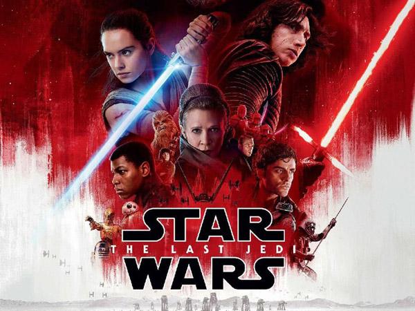 Alasan 'Star Wars: The Last Jedi' Tayang di Indonesia Lebih Awal Dibanding Negara Lainnya