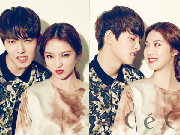 Jonghyun CNBLUE dan Gong Seung Yeon Juga Bakal Reuni di Drama Produksi FNC!
