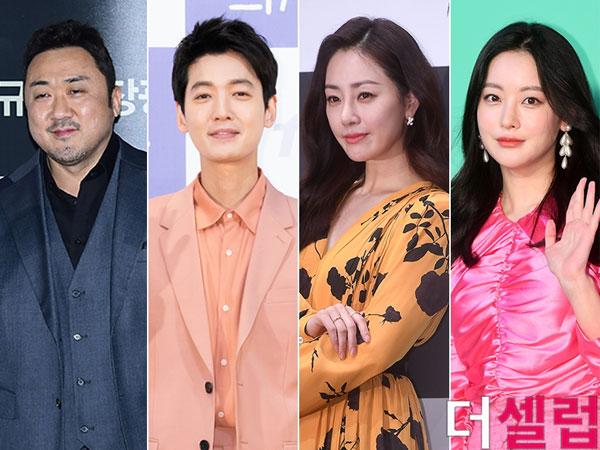 Ma Dong Seok, Jung Kyung Ho, Oh Na Ra, dan Oh Yeon Seo Dipastikan Bintangi Film Baru