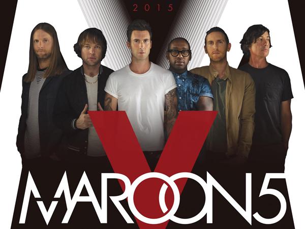 Diduga Karena Alasan Politis, Konser Maroon 5 di Cina Dibatalkan!