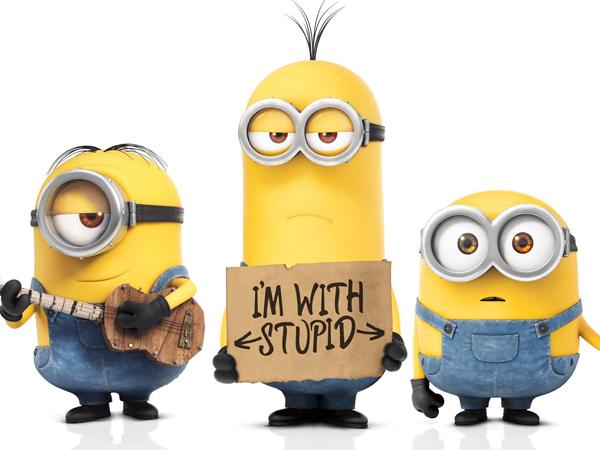 Intip Asal Mula Makhluk Kuning Kecil Di Trailer Terbaru 'Minions'!