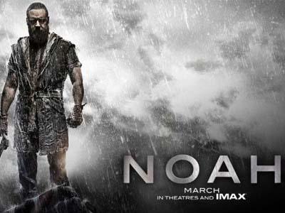 Tuai Kontroversi, Film 'Noah' Tidak Tayang di Indonesia!