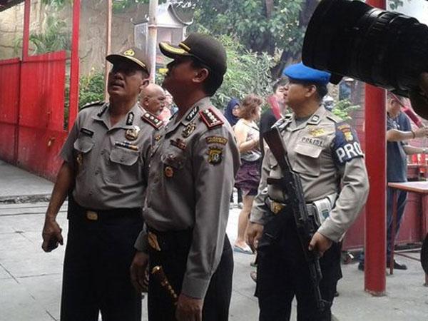 Sambut Imlek, 916 Personel Gabungan Siap Amankan Vihara di Jakbar