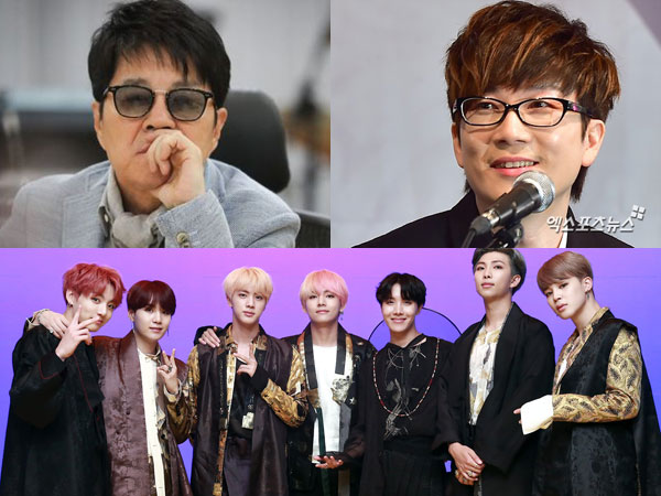 Perwakilan Industri Hiburan Pilih 'Power People' di Korea Selama 50 Tahun Terakhir