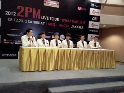 Besok, 2PM akan Tampilkan Konsep Berbeda