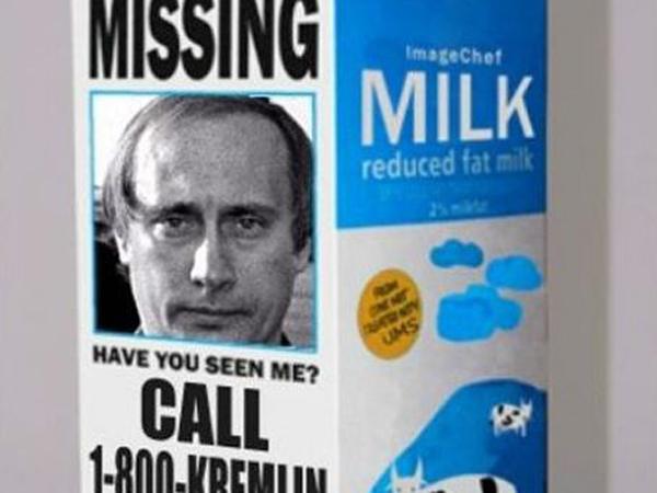 Berbagai Meme Muncul Saat Presiden Putin Menghilang