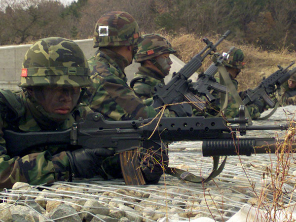 Masih Waspada Serangan Teroris, Ternyata Senjata Pertahanan Korea Selatan Digunakan Oleh ISIS