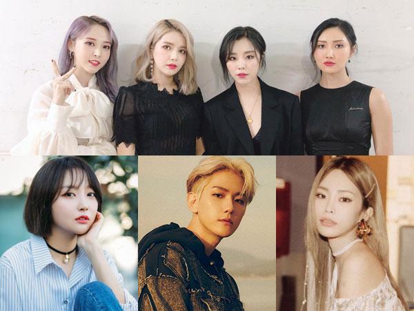 MAMAMOO Hingga Baekhyun EXO Akan Isi OST Drama 'Romantic Doctor Kim 2'