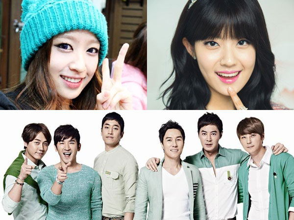 Shinhwa, Hani EXID dan Nam Ji Hyun Ikut Syuting 'Running Man' ?