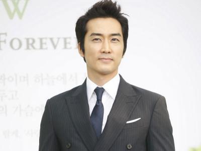 Song Seung Hun Akan Bicarakan Topik Vulgar di 'Witch Hunt'?