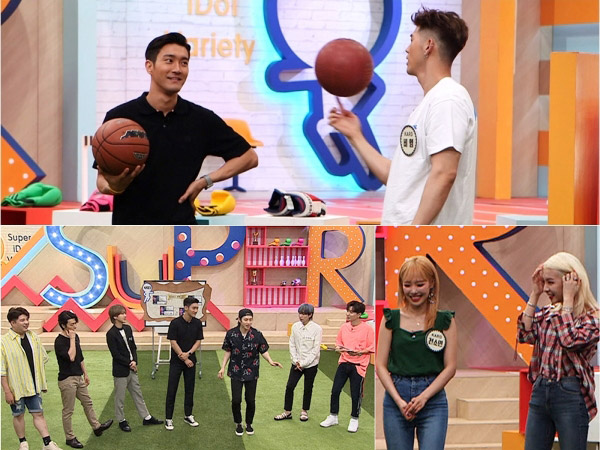 Intip Keseruan KARD Lawan Super Junior di 'Super TV 2': BM vs Siwon Menang Siapa?