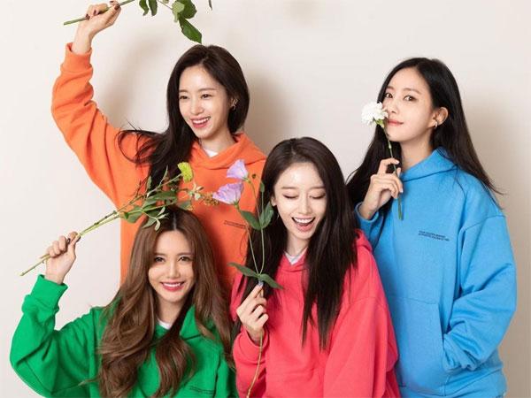 Gemasnya Foto-foto Reuni T-Ara yang Bikin Fans Kangen