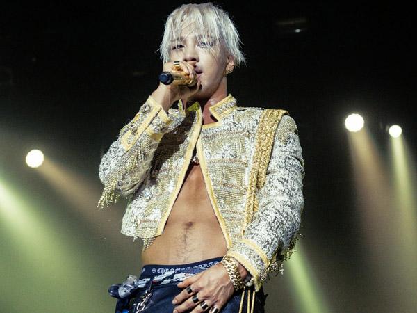 Taeyang Big Bang Dikonfirmasi Gelar Konser di Jakarta Februari 2015 Mendatang!