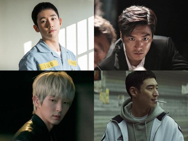 Sederet Aktor Korea yang Diharapkan Bisa Berperan Sebagai Penjahat