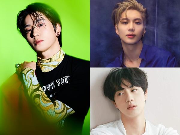Deretan Idol K-Pop Cowok yang Paling Banyak Dicari Pada Tahun 2021 (Part 2)