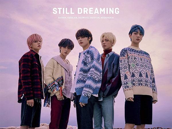 Album Jepang TXT 'Still Dreaming' Debut di Chart Billboard 200