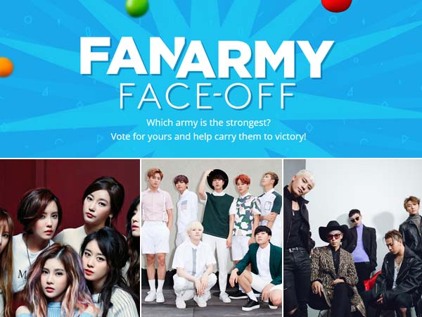 Voting Penggemar Terbanyak Versi Billboard Dibuka Lagi, Tiga Besar Diduduki Grup Idola K-pop!