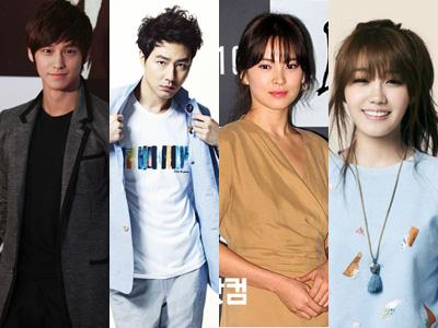 Wind Blows in Winter, Drama Korea Terbaru Penuh Bintang