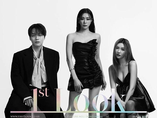 Yeo Jin Goo, Sunmi, dan Tiffany SNSD Bicara Soal Peran di Acara 'Girls Planet 999'