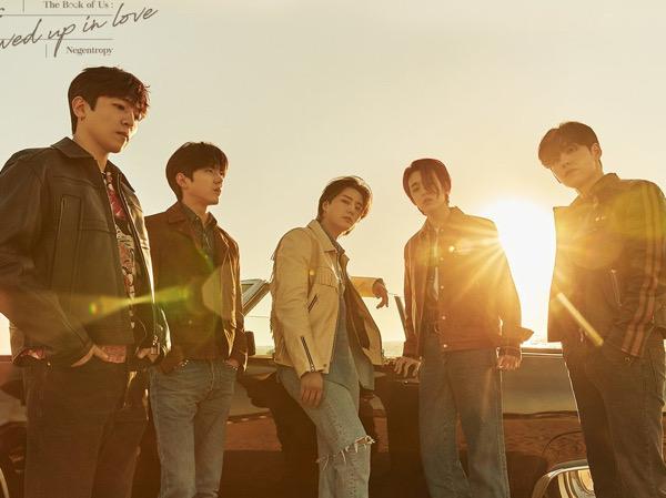 DAY6 Rilis Album Baru, Lirik Lagu Utama 'You Make Me' Juara