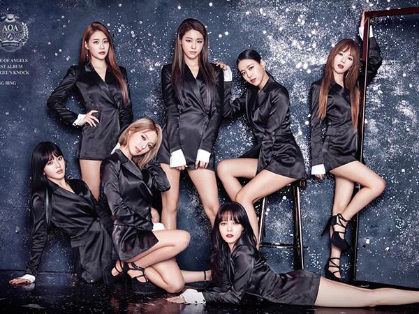Yeay, Girl Group AOA Dikonfirmasi Datang ke Jakarta !