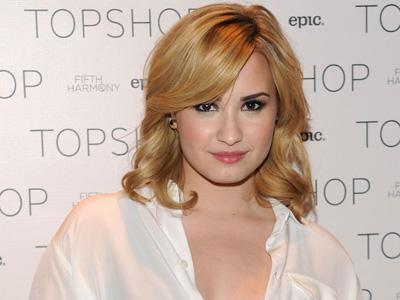 Wah, Demi Lovato akan Segera Tampil di Glee?
