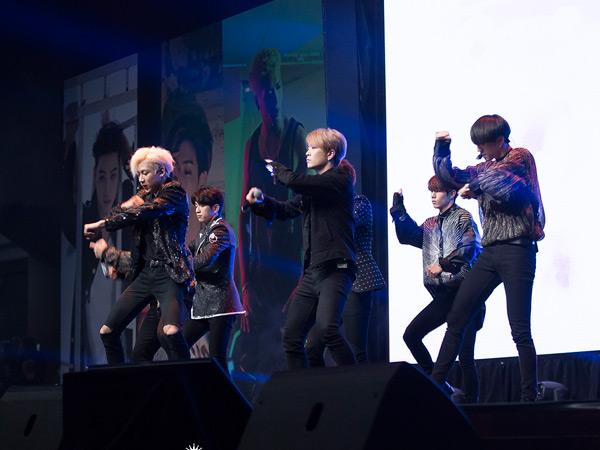 Bromance Hingga Fanservice, GOT7 Sukses Buat Fans Heboh di Fanmeeting Jakarta