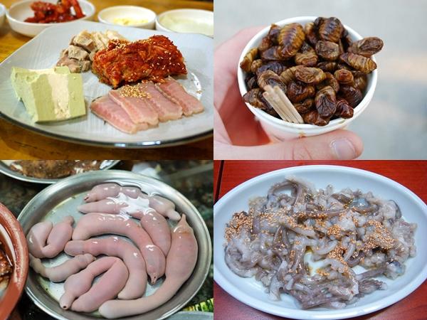 5 Makanan Aneh di Korea Selatan, Berani Mencoba?