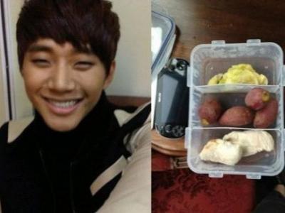 Wah, Junho 2PM Nggak Mau Diet Ketat