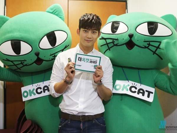 Usai Okcat, Taecyeon 2PM Siap Jajakan Brand 'Kucing' Baru Ini!