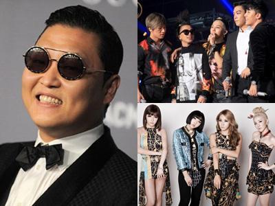 Tiga Artis YG Entertainment Menangkan 3 Trophy Persembahan YouTube!