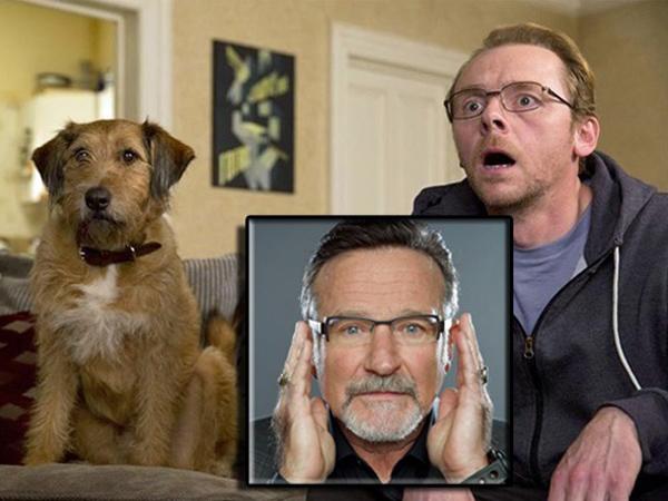 Robin Williams Menjadi Anjing Berbicara Di Peran Terakhirnya