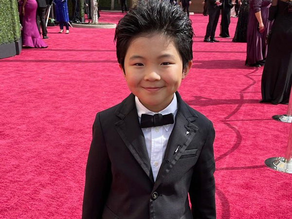 Momen Menggemaskan Alan Kim 'Minari' di Oscar 2021