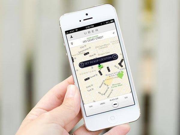 Tak Hanya Pengemudi, Penumpang Uber Juga Kini Diberi Rating