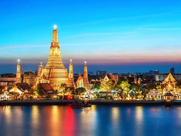 Thailand Buka Pariwisata untuk Turis Seluruh Dunia
