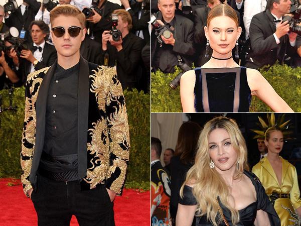 Hadir di Met Gala, Justin Bieber dan Seleb Lainnya Langgar Larangan Selfie