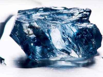 Wow, Berlian Biru Langka Ditemukan di Afrika Selatan