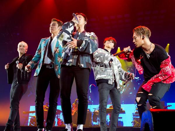Wah, Big Bang Diam-diam Persiapkan Konser 'Misterius' Berskala Besar?
