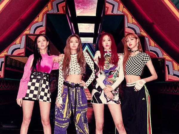 BLACKPINK 'DDU-DU DDU-DU' Jadi MV Grup K-Pop Pertama dengan 1,7 Miliar Views