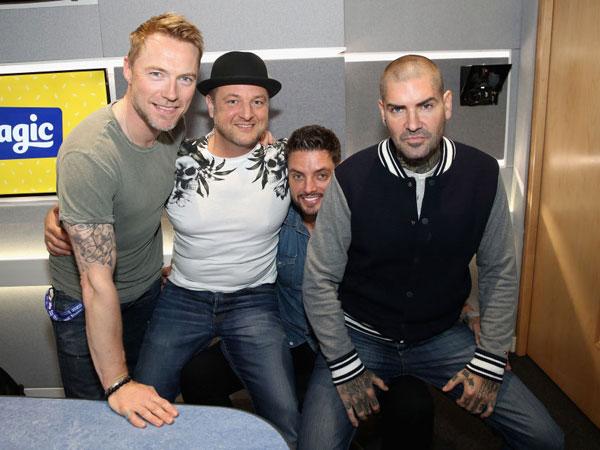Boyzone Siap Hibur Para Penggemarnya di Bandung Sebelum Bubar!