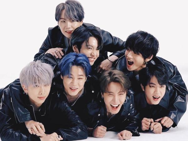 Sudah 10 Minggu Album BTS 'Map of the Soul: 7' Nangkring di Chart Billboard 200